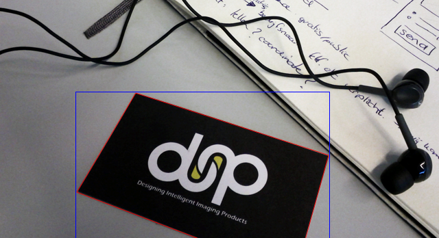 Studio diip buisness card