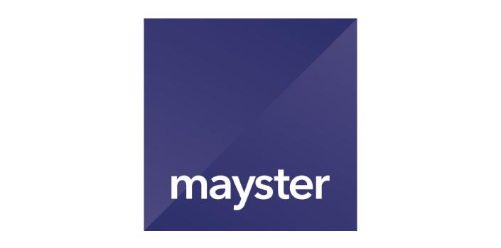 Logo van Mayster