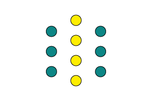 Deep learning icon example